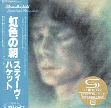 STEVE HACKETT-SPECTRAL MORNINGS-JAPAN MINI LP SHM-CD 2CD+DVD Ltd/Ed L60