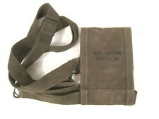 Vietnam US Army M9 Cannister Canvas Carrying Sling for the M25A1 Tank Gas Mask