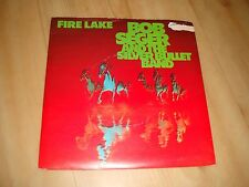 """BOB SEGER AND THE SILVER BULLET BAND-FIRE LAKE (CAPITOL 7"""")"""