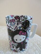 TOKIDOKI FOR HELLO KITTY MUG CUP CACTUS ROCKER HELLO KITTY MUG