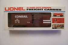 (529) VINTAGE LIONEL O & O27 SCALE 6-9400 NEW, OLD STOCK CONRAIL  BOX CAR