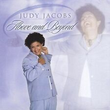 Above and Beyond by Judy Jacobs (Cassette, Nov-2003, His Song Music Group)