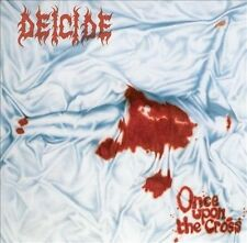 DEICIDE - Once Upon The Cross CD ** Like New / Mint **
