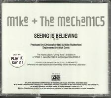 Genesis MIKE AND THE MECHANICS Seeing is believing PROMO CD Single Paul Carrack
