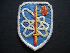 Vietnam War Hand Made Patch ARVN SIGNAL School