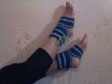 Knitting Pattern, Yoga Socks, Tabi Socks, PiYo Socks, Sports Socks