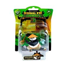 DREAMWORKS KUNG FU PANDA 3 DRAGON WARRIOR PO FIGURE MINT CONDITION