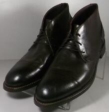 152464 FTBT50 Men's Shoes Size 10 M Brown Leather Boots Johnston Murphy