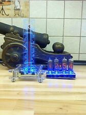 Together CHEAPER!!! Nixie tube clock in-14 and thermometer in-13 nixie tube