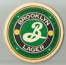12 Brooklyn Lager  Beer Coasters