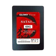 """60GB SSD 2.5"""" SATA3 Internal Solid State Drive Gloway Fervent Series 6GB/s 60G"""