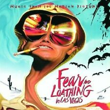 OST - FEAR AND LOATHING IN LAS VEGAS  CD  16 TRACKS SOUNDTRACK / FILMMUSIK  NEU