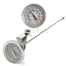 Stainless Steel Homebrew Thermometer Probe For Beer Food Temperature Measuring