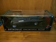 Batman Robin Batmobile Animated 13 inch long DC Comics with bendable figures NEW