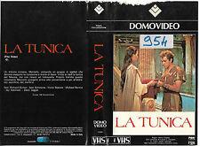 LA TUNICA (1953) vhs ex noleggio