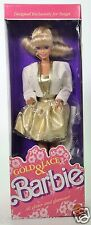 GOLD & LACE BARBIE ALL GLITTER AND GLAMOUR NRFB