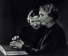1948 Vintage 16x20 HELEN KELLER Blind Deaf Author Literature Photo YOUSUF KARSH