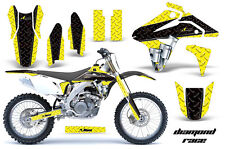 Suzuki RMZ 450 Graphics Kit AMR Racing Bike Decal RMZ450 Sticker Part 2007 DR BY