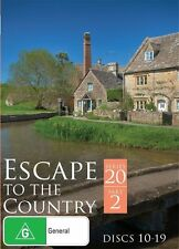 Escape To The Country : Series 20 : Part 2 (DVD, 10-Disc Set) NEW 10 -19