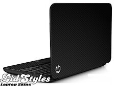 LidStyles CARBON FIBER Vinyl Laptop Cover Skin Decal fits HP PAVILION G6