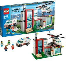 2012 RETIRED LEGO CITY MEDICAL 4429 HELICOPTER RESCUE, NEW & SEALED, GREAT GIFT