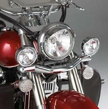 Honda 02-08 VTX1800 Show Chrome Contour Driving LED Light Kit 55-312L
