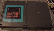 Lot of 2 EMMYLOU HARRIS 8-TRACK TAPES, BLUE KENTUCKY GIRL, PIECES OF THE SKY