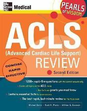 ACLS (Advanced Cardiac Life Support) Review (McGraw-Hill's ACLS (Advan-ExLibrary