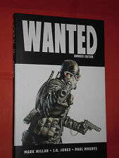 MARK MILLAR-WANTED OMNIBUS EDITION - FUMETTO IN ITALIANO CARTONATO
