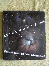 Astronomie heute DDR Fachbuch Historische Meßinstrument Fernrohr Spiegelteleskop