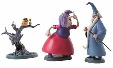 WDCC Wizards Duel The sword in the Stone Archimedes wart Madam Mim Merlin
