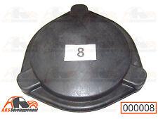 COUVERCLE de FROTTEUR caoutchouc (RUBBER CAP) pour Citroen 2CV DYANE MEHARI -08-