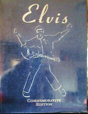 Large 2002 Elvis Commemorative Edition Sofa Size HardBack Book 320 pages