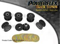 Vauxhall Zafira B (2005-2011) Powerflex Front Subframe Bush Kit Black Series