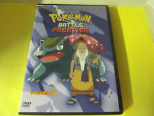 DVD ***POKEMON BATTLE FRONTIER SAISON 9, VOL.5  *****