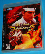 Virtua Fighter 5 - Sony Playstation 3 PS3 - JAP