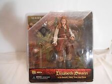 Pirates of the Caribbean ~ Dead Man's Chest ~ Series 2 ~ ELIZABETH SWANN ~ NEW