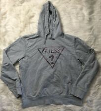 Guess Jeans Mens Pullover Hoodie Sweatshirt Mens Size XL