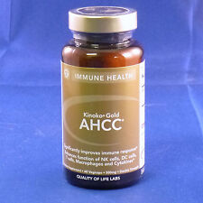 "LIFE LABS ""AHCC""Immune Support-60 Caps-MSRP $74.95 FREE SHIP"