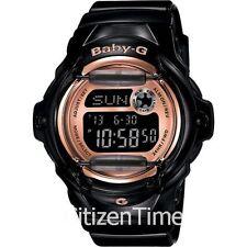 -NEW- Casio Baby-G Black Watch BG169G-1