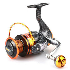 High Carbon Cover 2000 Spinning Fishing Reel Wheel 13BB Ball Bearing Front Drag