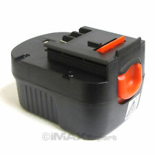 NEW 12V 1500mAh Ni-Cd Replacement Battery for Black & Decker HPB12 FSB12 FS120B