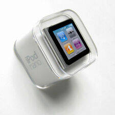 Apple iPod nano 6th Generation Silver (8 GB) New Seal In Box