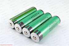 4x NEW PROTECTED PANASONIC NCR18650A RECHARGEABLE 3.7V 3100mAH BATTERY LI-ION