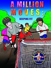 A MILLION MOVES Keeping Fit by Slim Goodbody & John Burstein NEW Free ShIpping