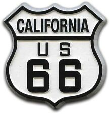 Route 66 California Road Sign United States Fridge Magnet