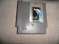 NINTENDO NES-JACK NICKLAUS Golf-CARRELLO