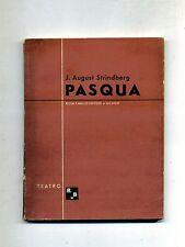 J.August Strindberg # PASQUA # Rosa e Ballo Editori 1944
