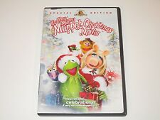 It's A Very Merry Muppet Christmas Movie (DVD, Special Edition, 2002)