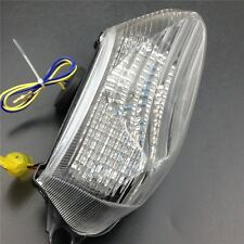 Clear LED Tail Light Turn Signal for 1998-2005 HONDA Super Hawk VTR1000 VTR1000F